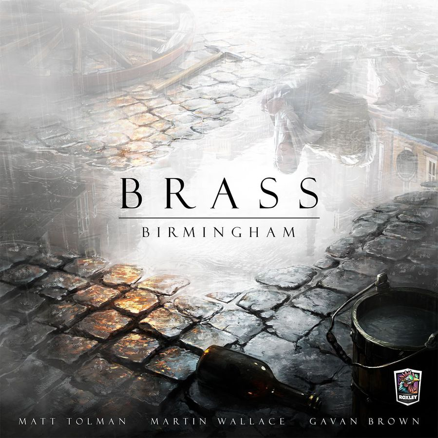 Brass: Birmingham - Click for full reference