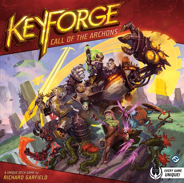 Keyforge: Call of the Archons - Click for full reference